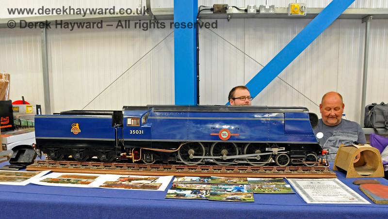 Model Railway Weekend, Sheffield Park, 29.06.2019 19542