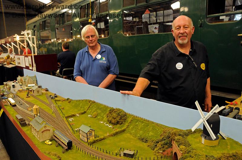 Model Railway Weekend, Horsted Keynes, 29.06.2019 19493