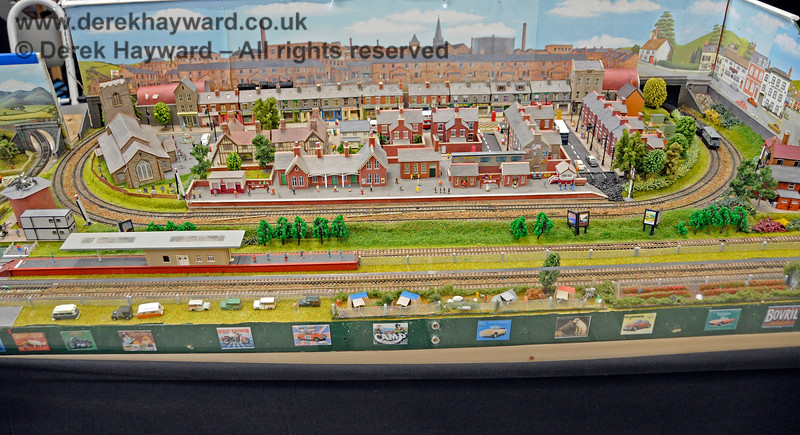 Model Railway Weekend, Sheffield Park, 29.06.2019 19550