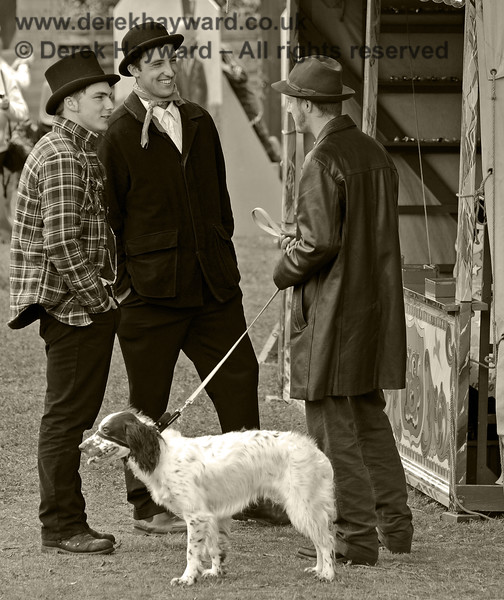 The Edwardian Weekend at Horsted Keynes.  22.06.2013  7328