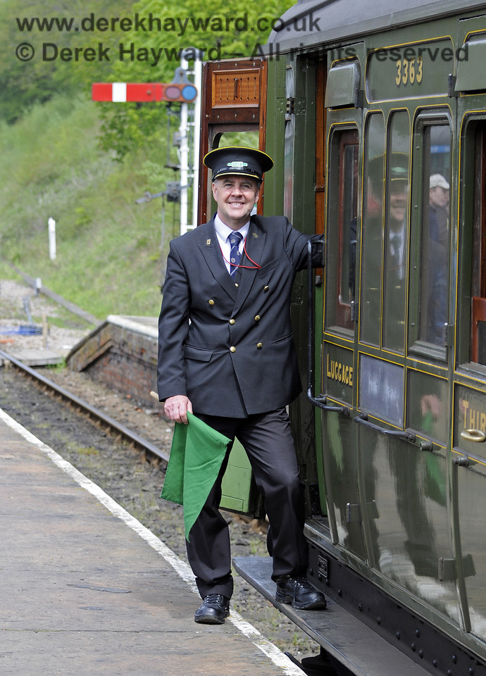 Fraser Hutchinson waiting for the off at Horsted Keynes.  12.05.2013  8798