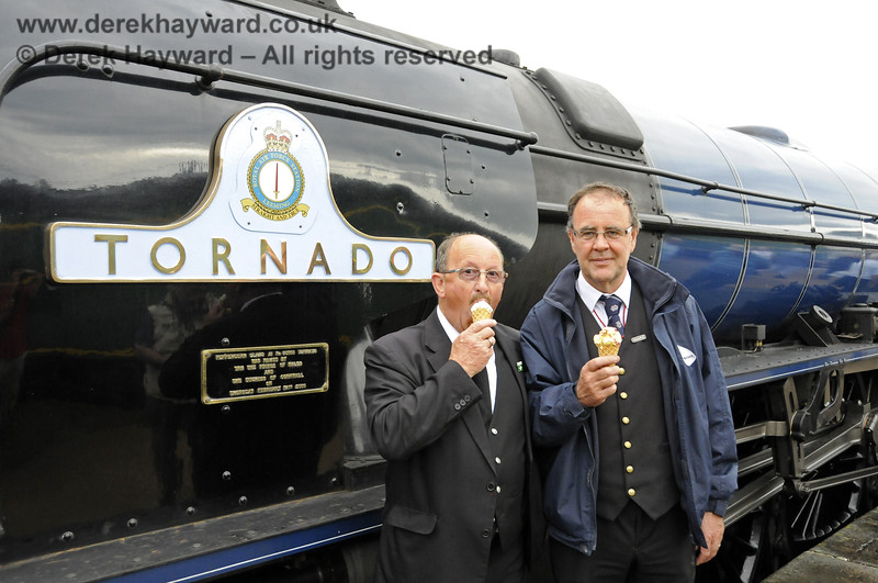 Two Tornadoes please.  What do you mean it's an engine and not an ice cream?  28.07.2014  11389