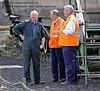 Taking a break at Horsted Keynes.  08.06.2014  9595