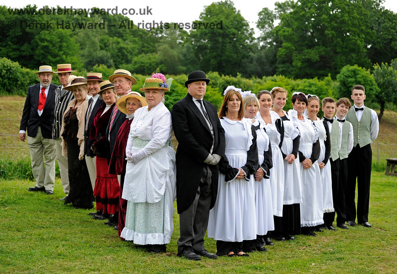 "Back in the ""old days"" we did Edwardian events properly. 22.06.2013 7373"