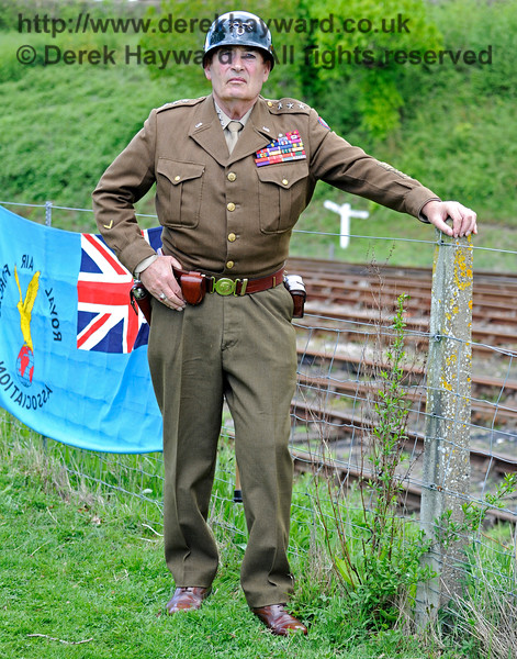 Southern at War, Horsted Keynes,  09.05.2015  11035
