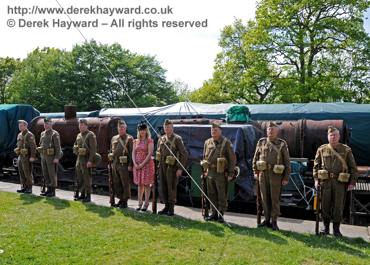 Southern at War, Horsted Keynes,  10.05.2015  12588