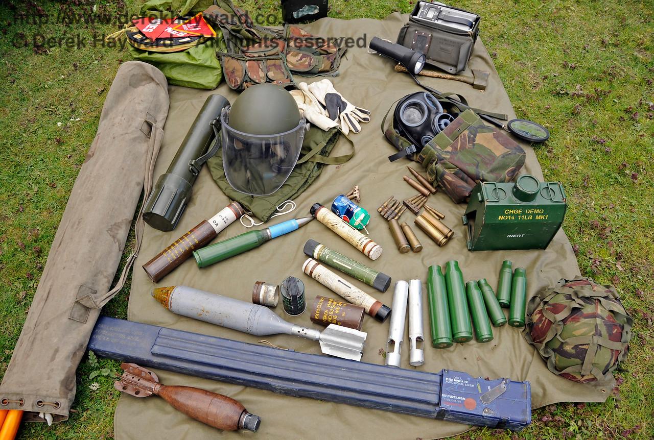 Southern at War, Horsted Keynes,  09.05.2015  12446