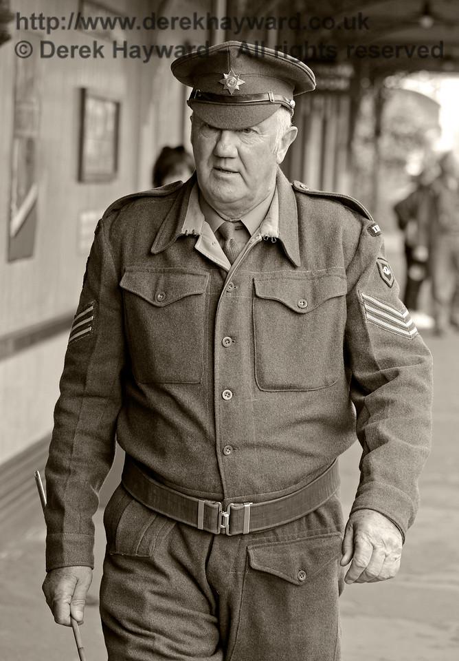 Southern at War, Horsted Keynes,  10.05.2015  11240
