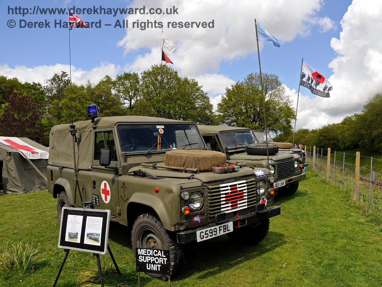 Southern at War, Horsted Keynes,  09.05.2015  12439