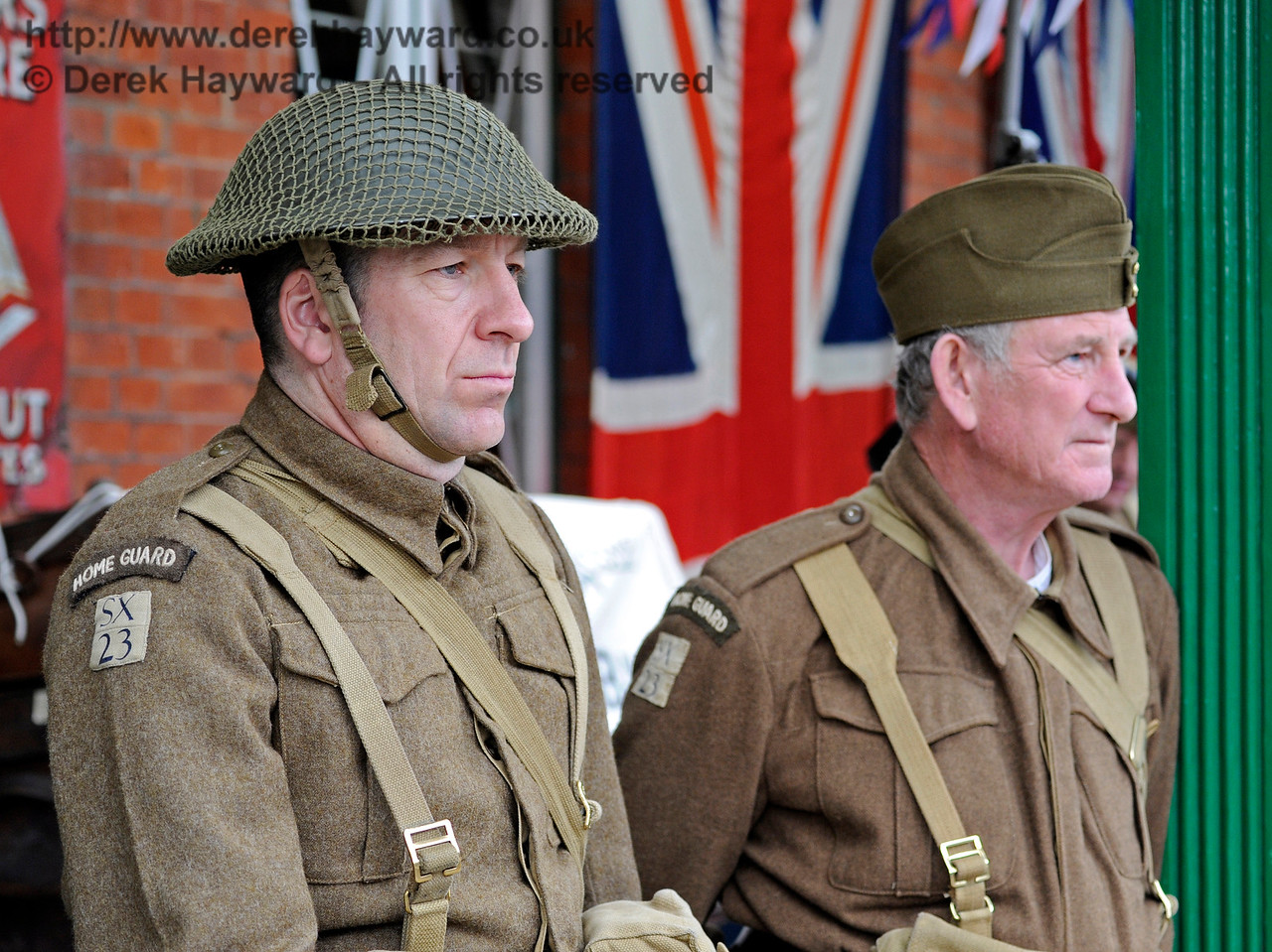 Southern at War, Horsted Keynes,  10.05.2015  11108
