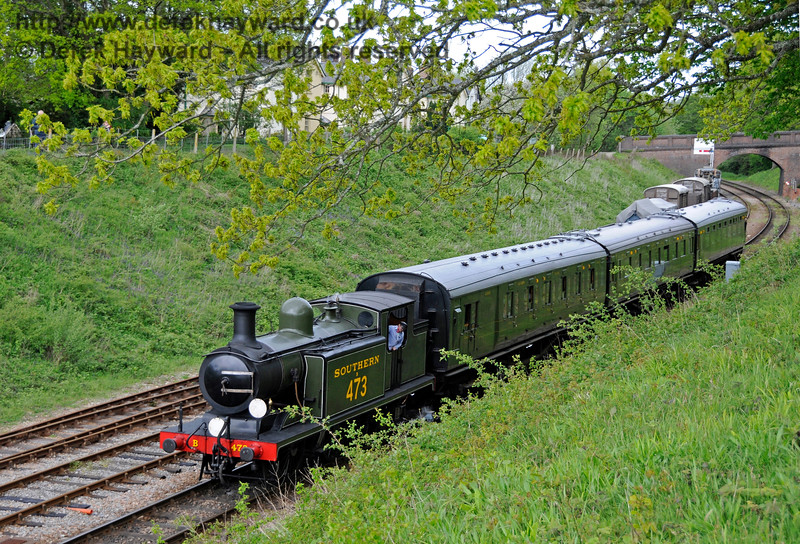 Southern at War, Horsted Keynes,  09.05.2015   12423