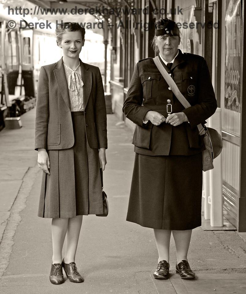 Southern at War, Horsted Keynes,  09.05.2015   11065