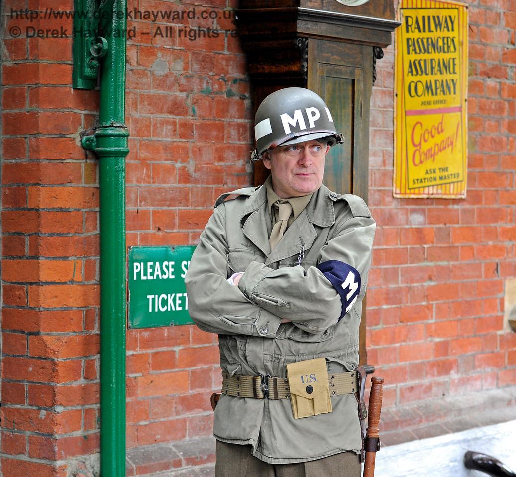 Southern at War, Horsted Keynes,  09.05.2015   10886