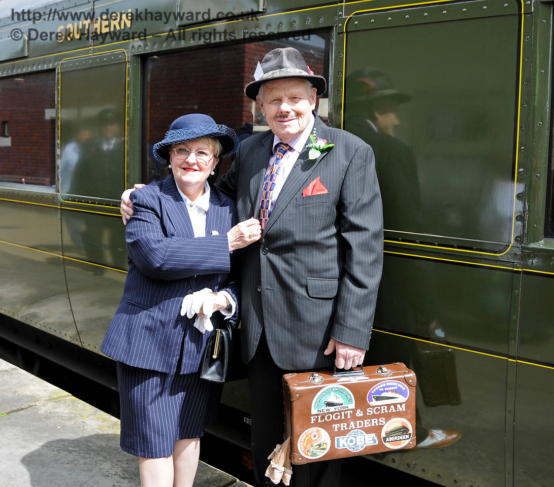 Southern at War, Sheffield Park,  10.05.2015  12482