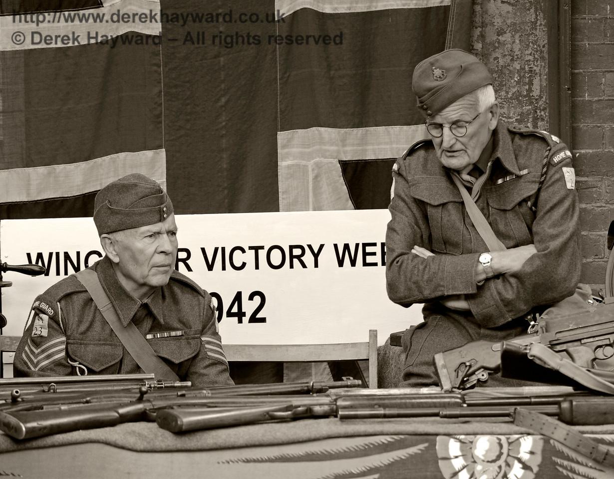 Southern at War, Horsted Keynes,  10.05.2015  11119