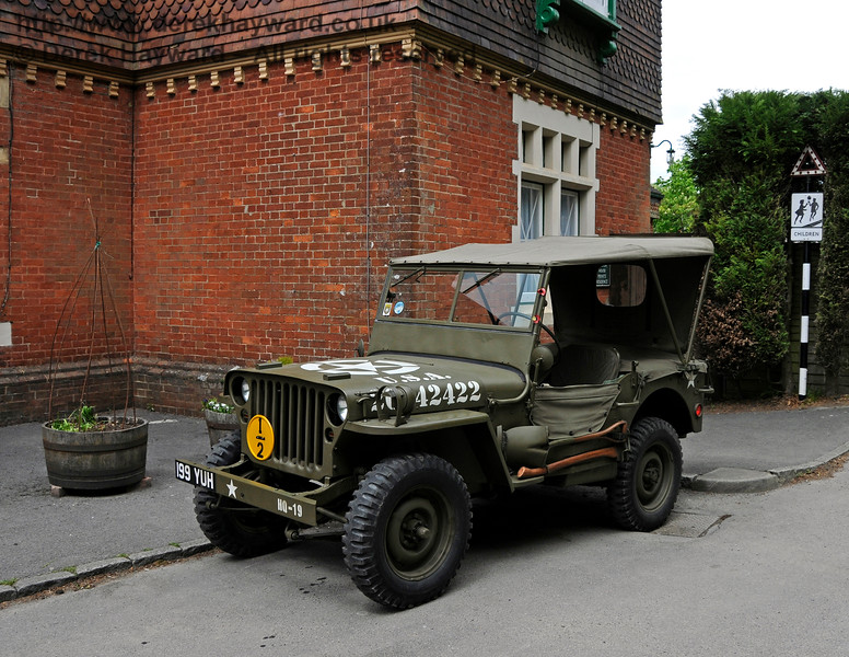 Southern at War, Horsted Keynes,  10.05.2015   12527