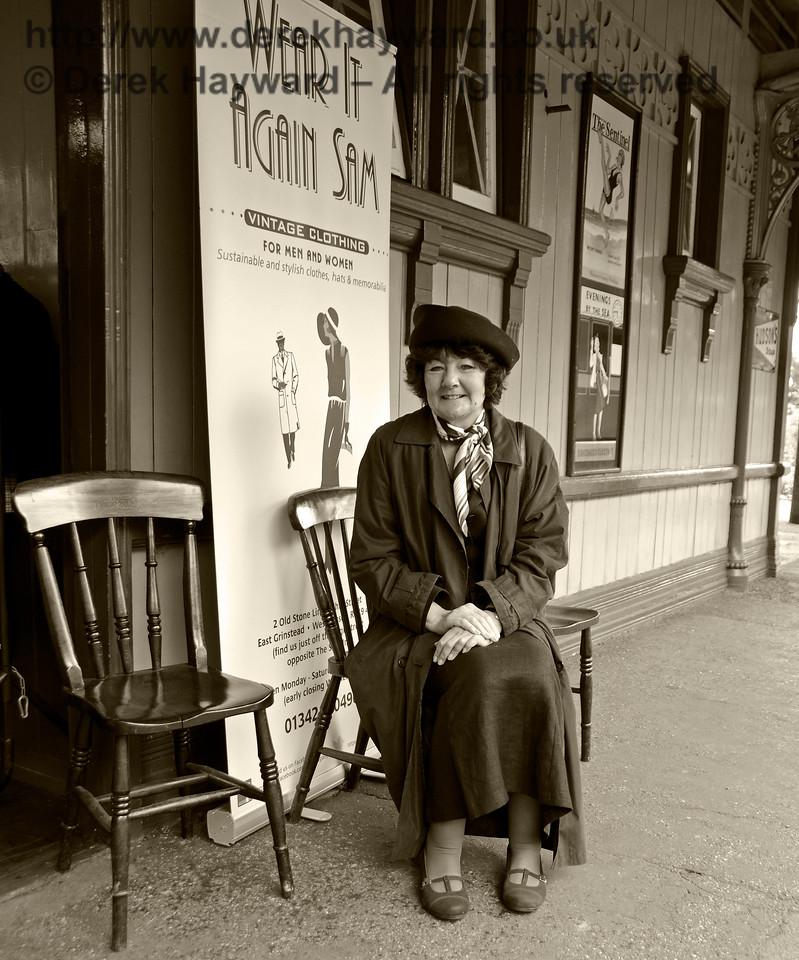 Southern at War, Horsted Keynes,  09.05.2015  12405