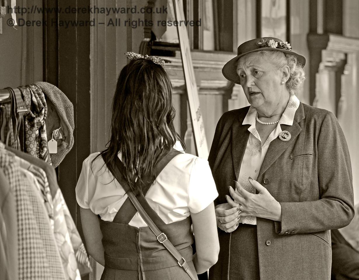 Southern at War, Horsted Keynes,  10.05.2015  11136