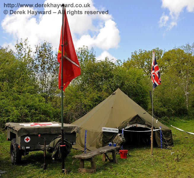 Southern at War, Horsted Keynes,  09.05.2015  12438