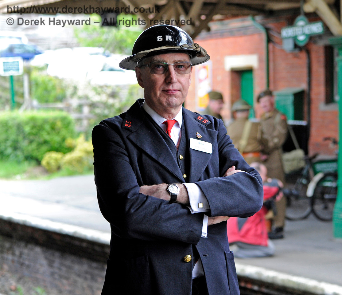 Southern at War, Horsted Keynes,  09.05.2015   10887