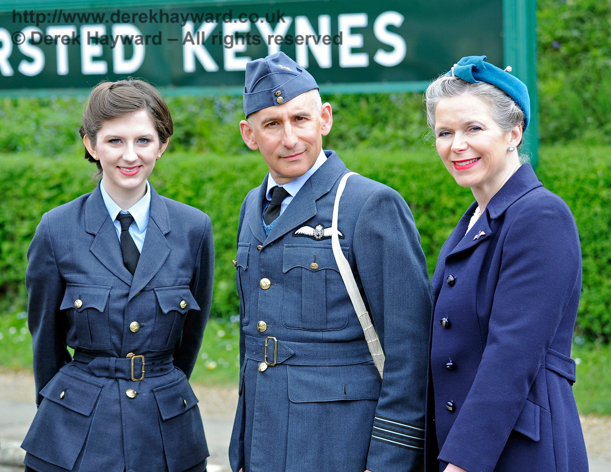 Southern at War, Horsted Keynes,  10.05.2015  11123
