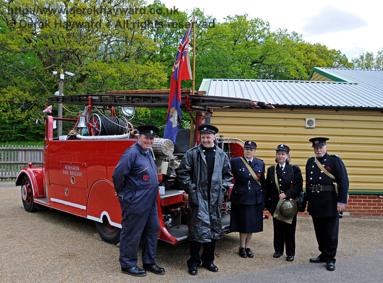 Southern at War, Horsted Keynes,  09.05.2015  12414