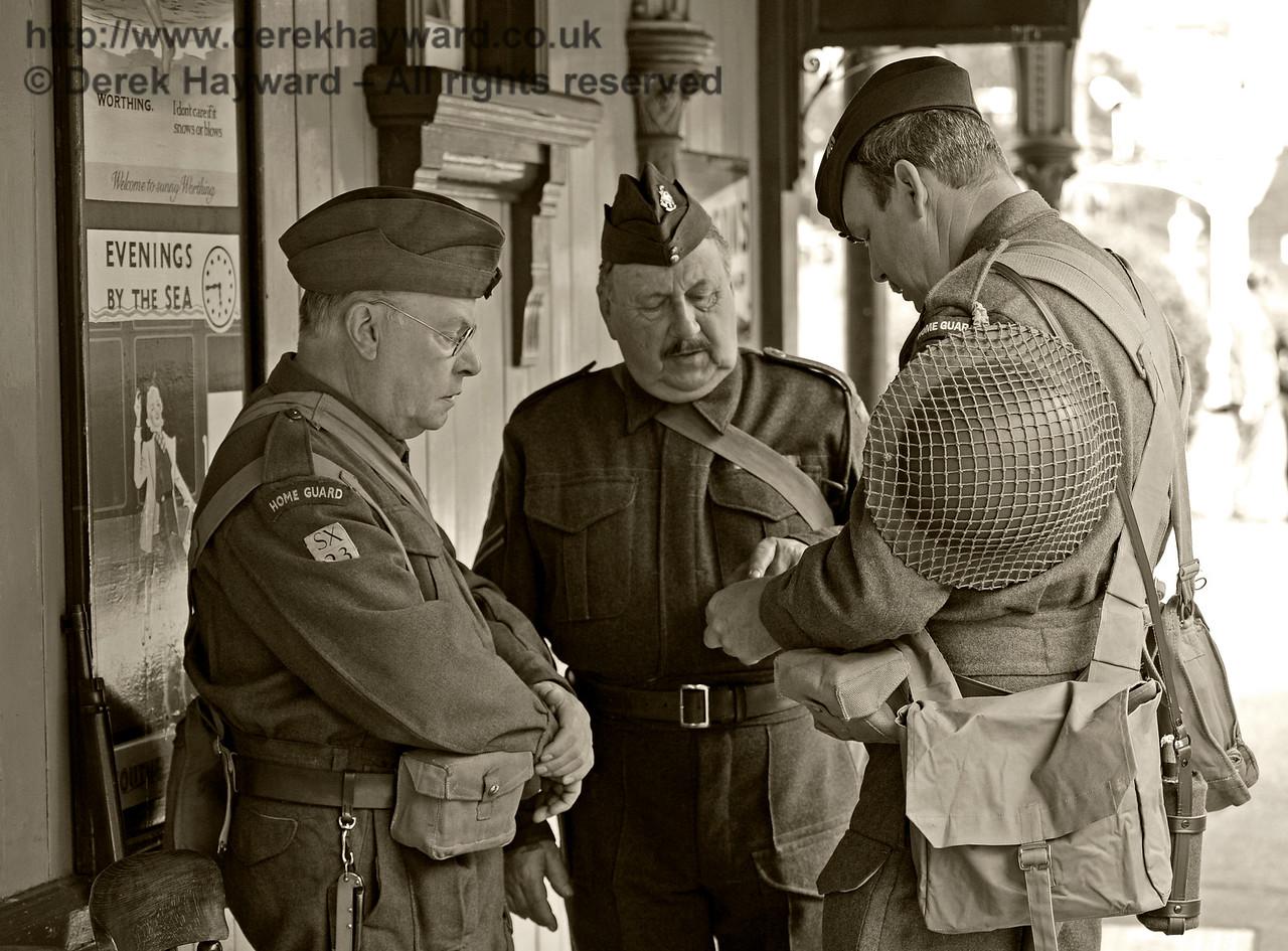 Southern at War, Horsted Keynes,  10.05.2015  11137