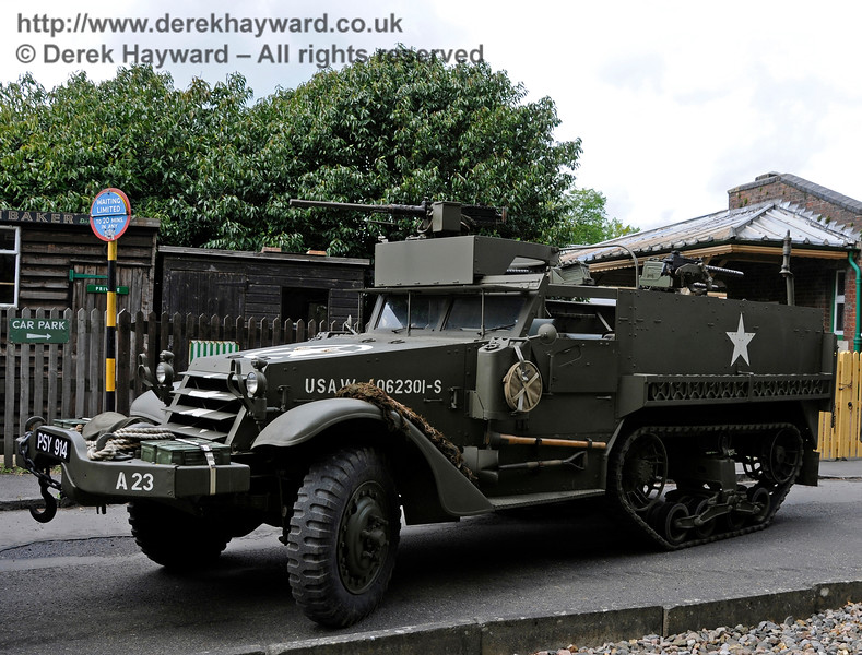 Southern at War, Horsted Keynes,  09.05.2015  12409