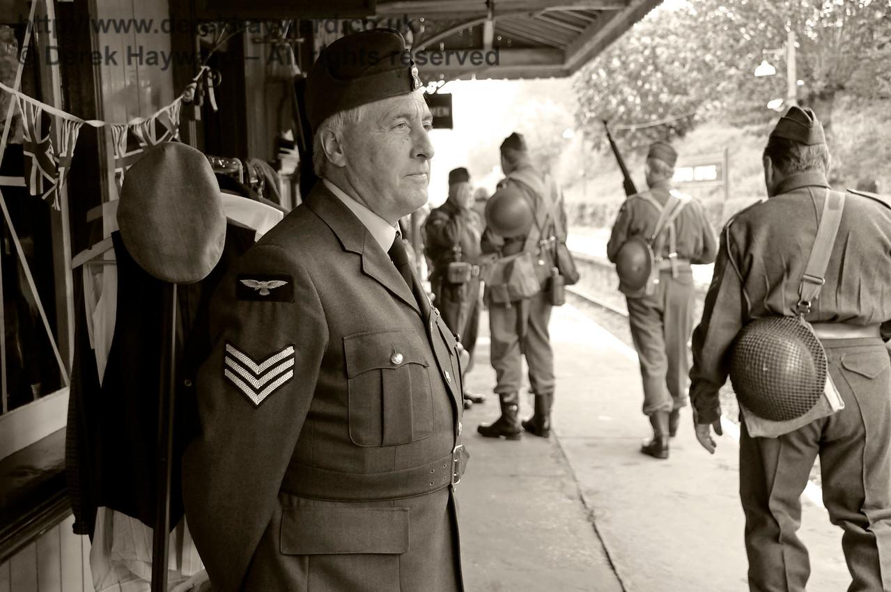 Southern at War, Horsted Keynes,  10.05.2015   12517