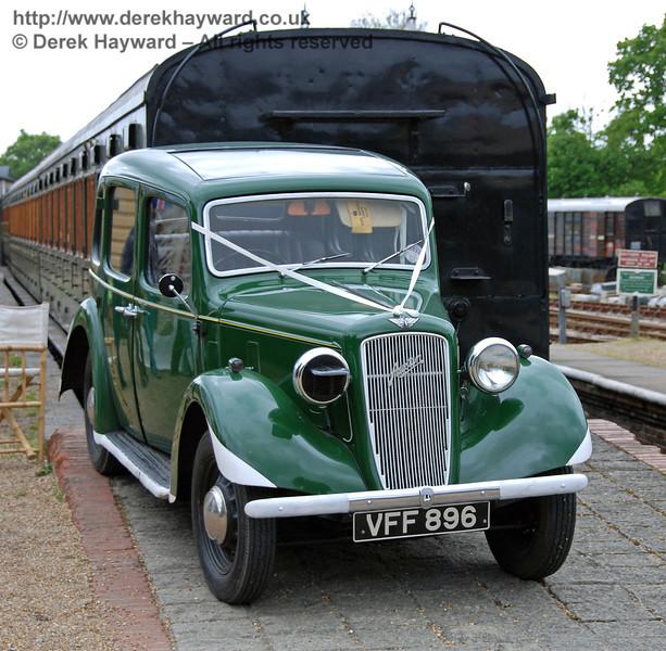 VFF896.  Horsted Keynes 12.05.2007