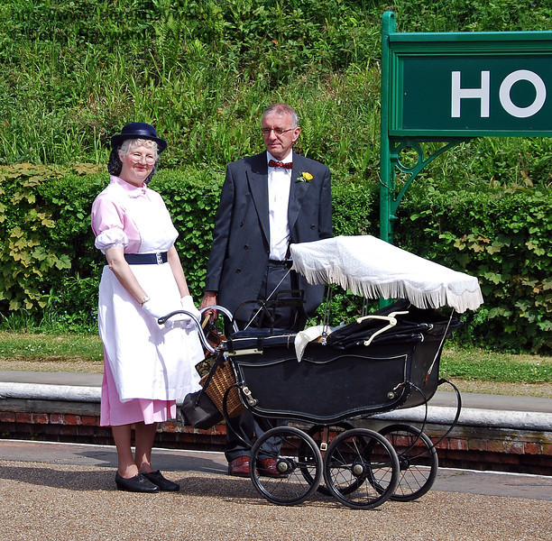 Doctor, nanny and child. Horsted Keynes 10.05.2009