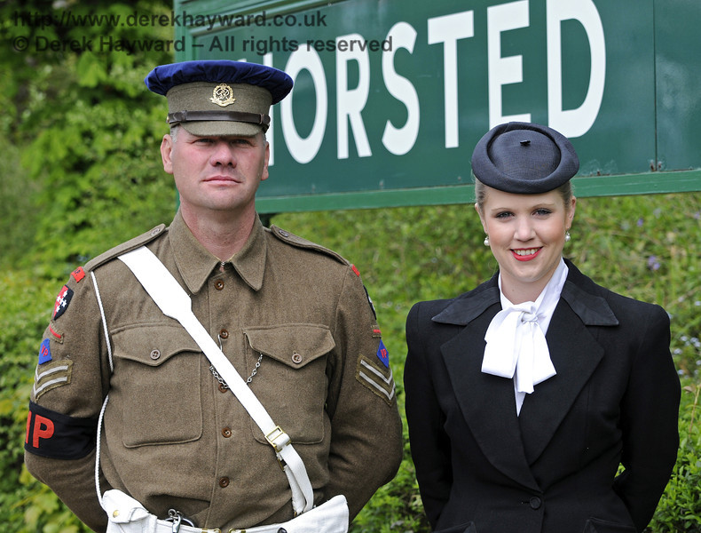 Southern at War, Horsted Keynes 13.05.2012  8068
