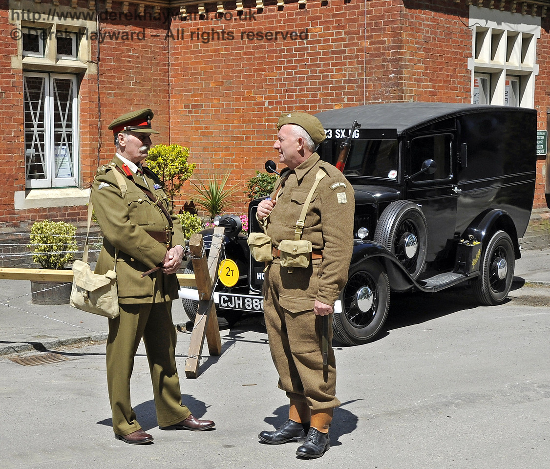 Southern at War, Horsted Keynes 12.05.2012  4518