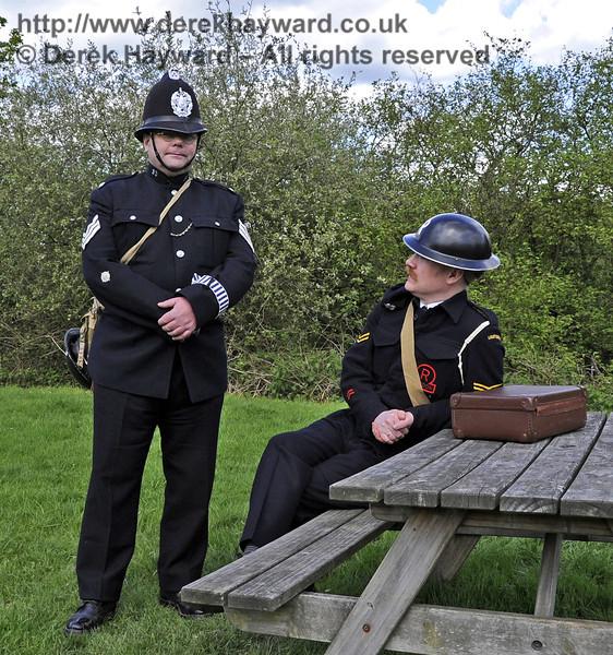 Southern at War, Kingscote 12.05.2012  4702