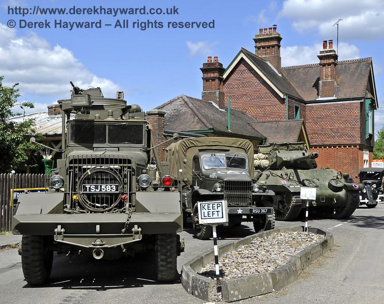 Southern at War, Horsted Keynes 12.05.2012  4524
