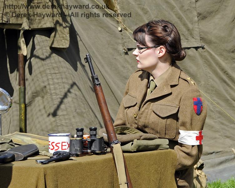 Southern at War, Kingscote 12.05.2012  4677