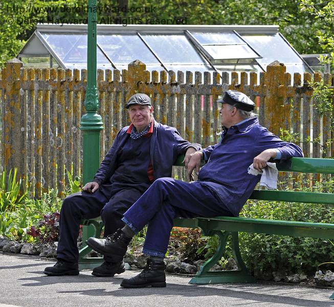 Southern at War, Kingscote 12.05.2012  7944