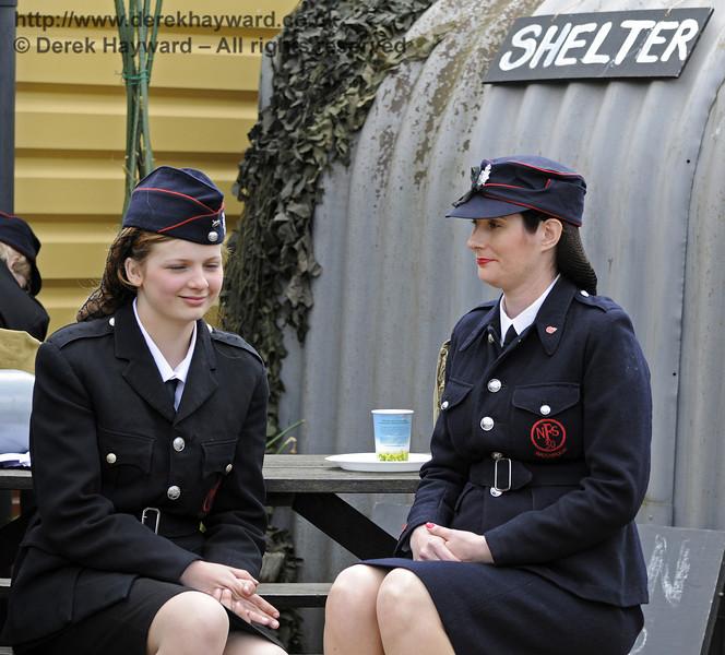 Southern at War, Horsted Keynes 13.05.2012  8054