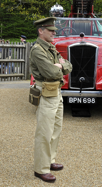 Southern at War, Horsted Keynes 13.05.2012  4828