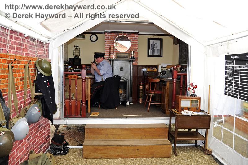 Southern at War, Horsted Keynes 13.05.2012  4836