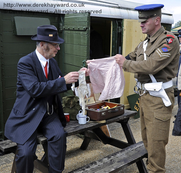 Southern at War, Horsted Keynes 13.05.2012  4843