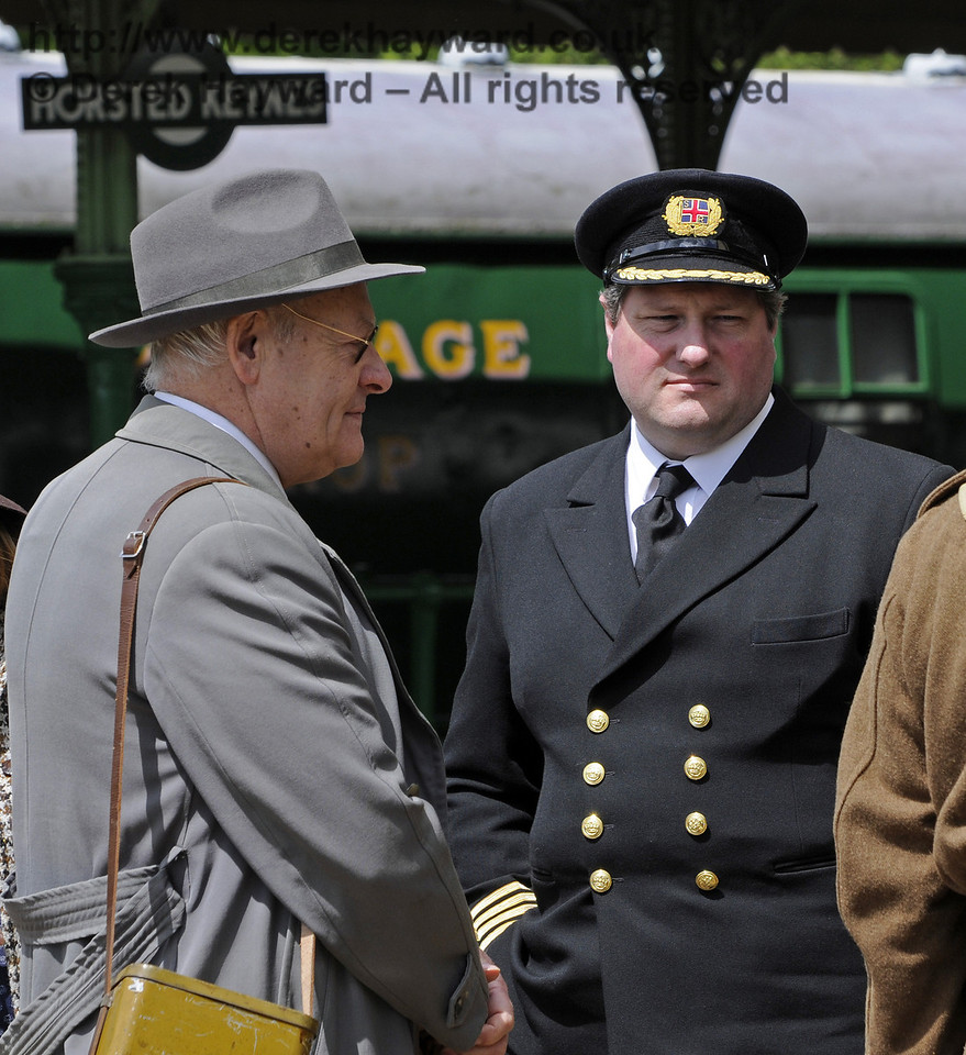Southern at War, Horsted Keynes 13.05.2012  7977