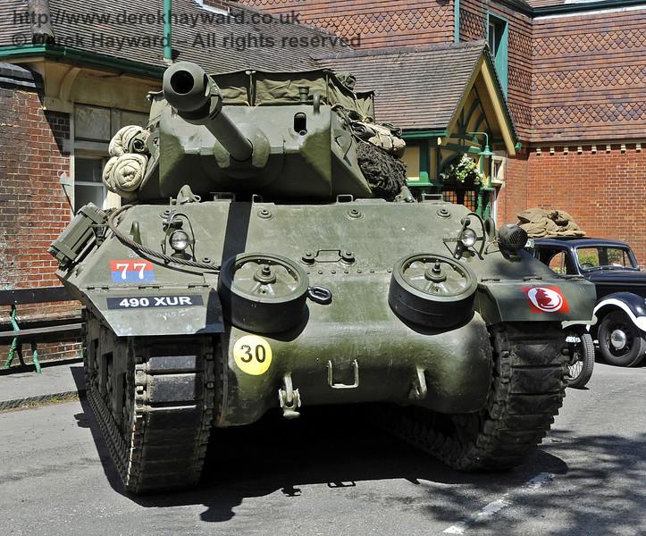 Southern at War, Horsted Keynes 12.05.2012  4521