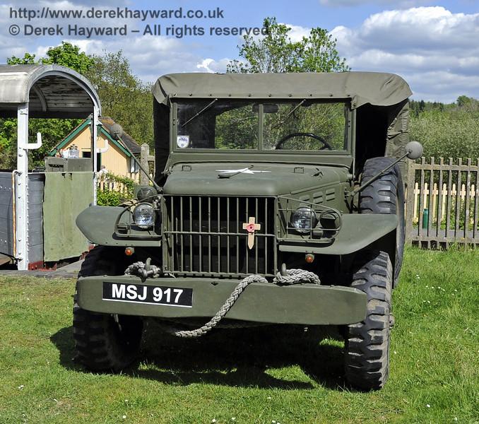 Southern at War, Kingscote 12.05.2012  4670