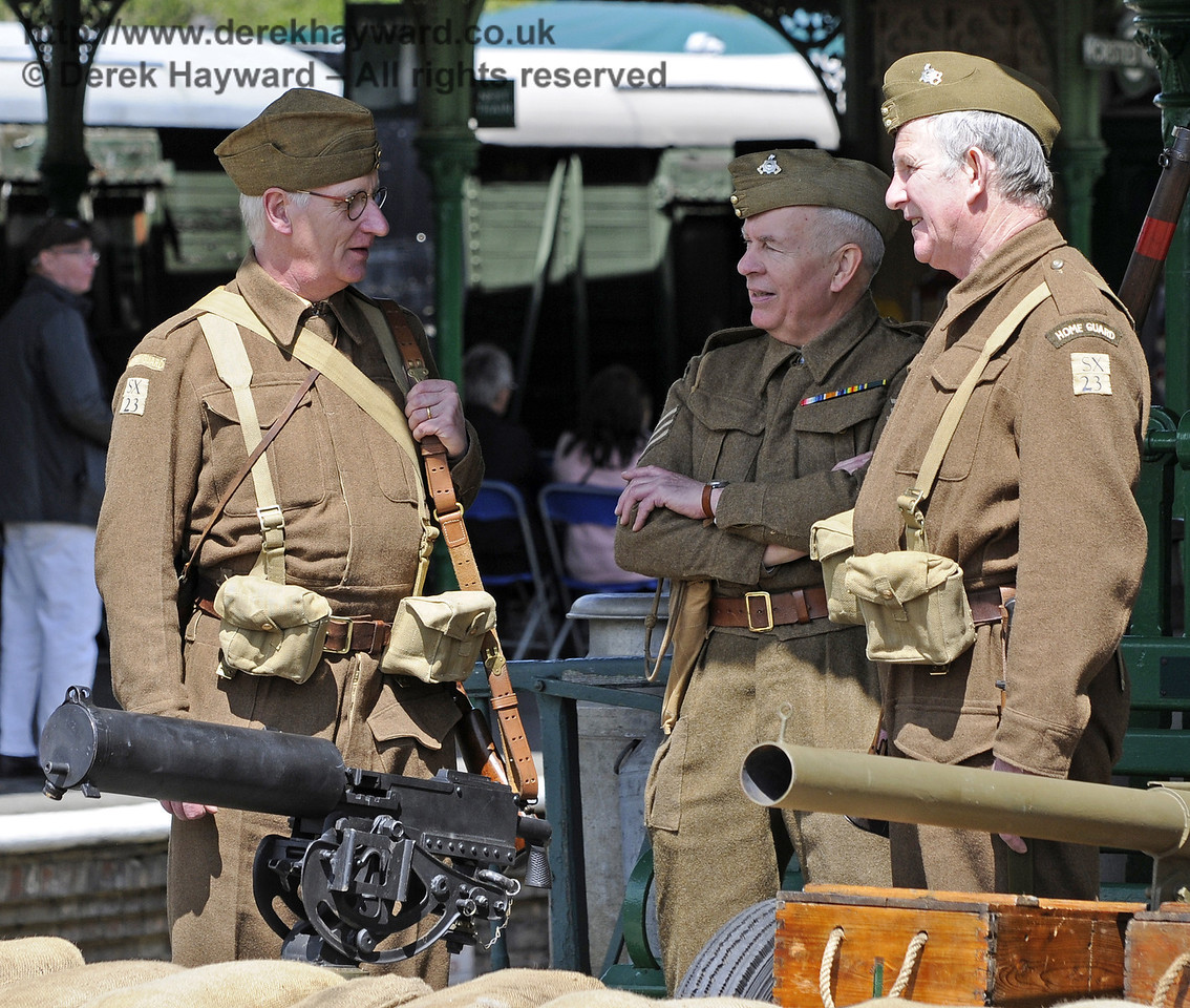 Southern at War, Horsted Keynes 12.05.2012  7816