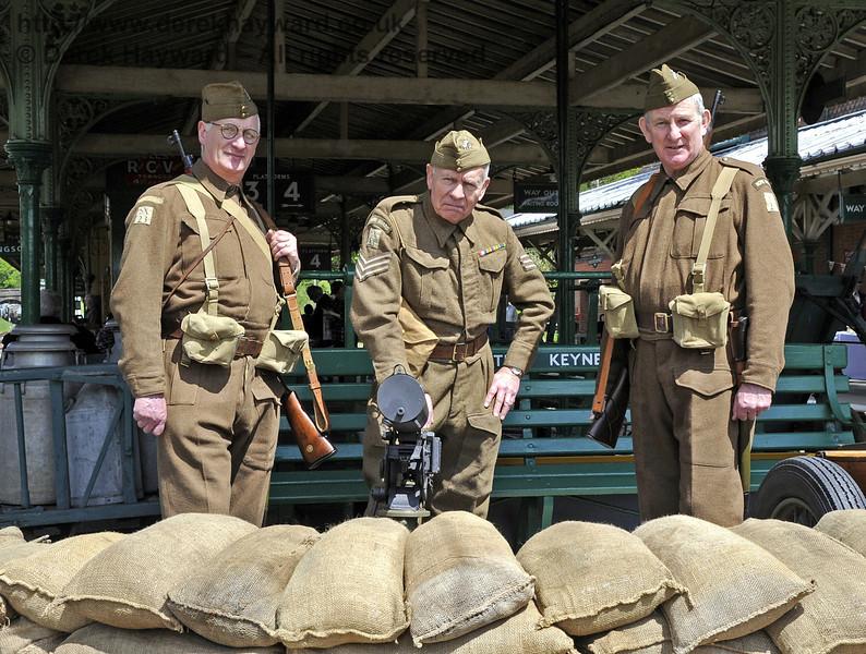 Southern at War, Horsted Keynes 12.05.2012  4543