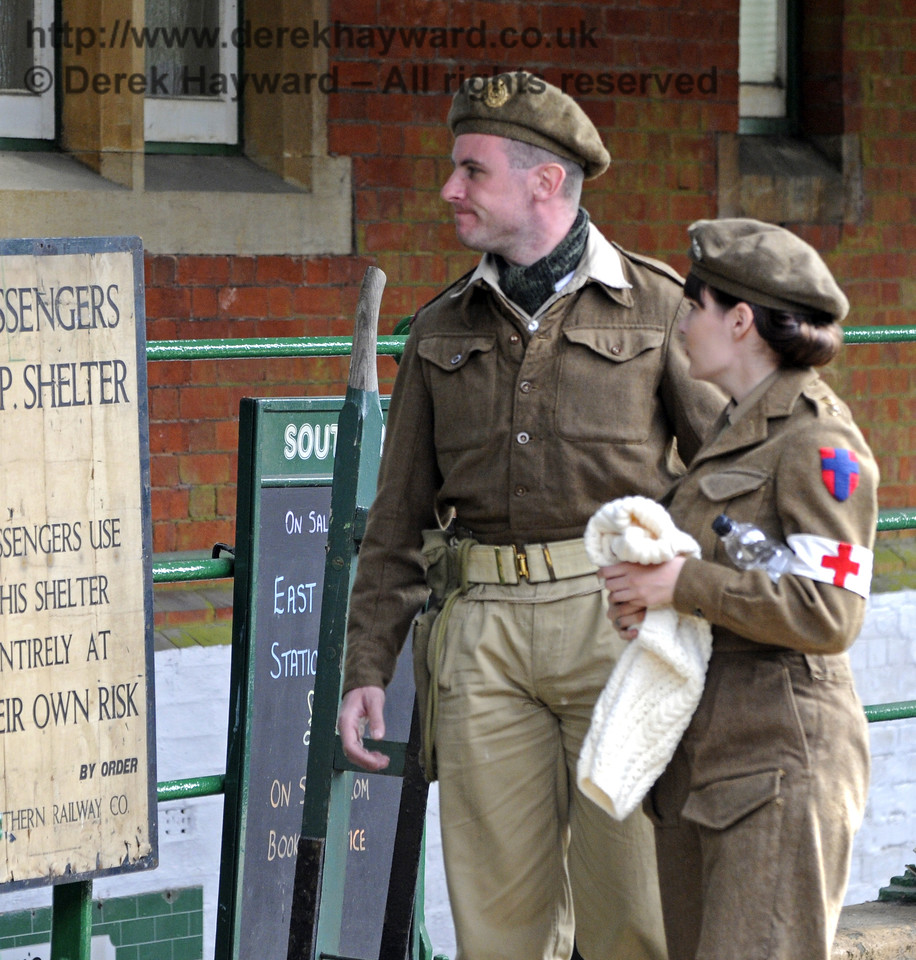 Southern at War, Horsted Keynes 13.05.2012  8066