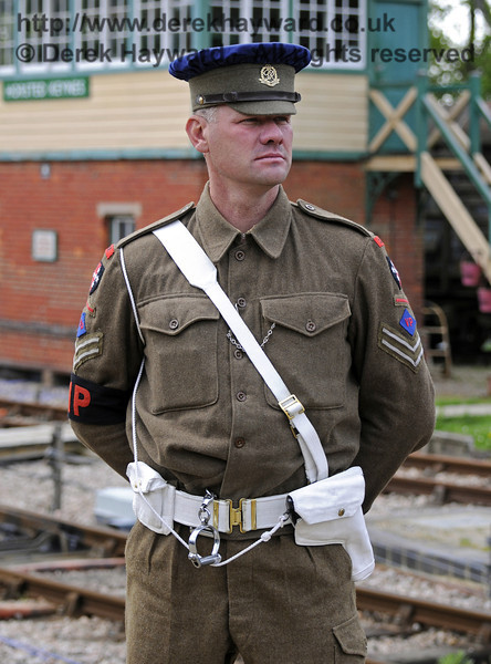 Southern at War, Horsted Keynes 13.05.2012  8037