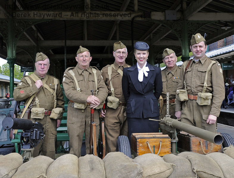 Southern at War, Horsted Keynes 12.05.2012  4625