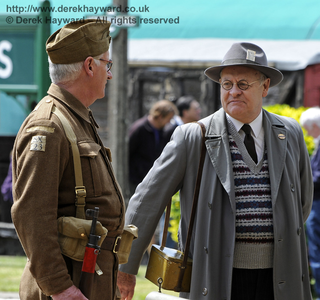 Southern at War, Horsted Keynes 13.05.2012  7975